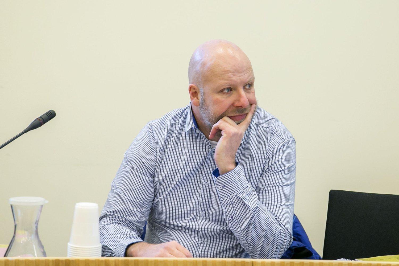 MISFORNØYD: Tidligere ambulansesjåfør Erik Schjenken (bildet) har klaget advokat Carl Urquieta Bore inn for Advokatforeningens disiplinærutvalg.