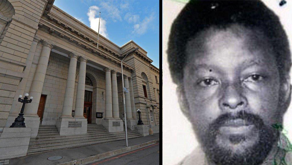 DØMT: Den 35 år gamle forretningsmannen Andrew Chimboza fra Zimbabwe må 18 år i fengsel etter hans forsøk på å motbevise at han er homofil. Foto: Scanpix/Faksimile