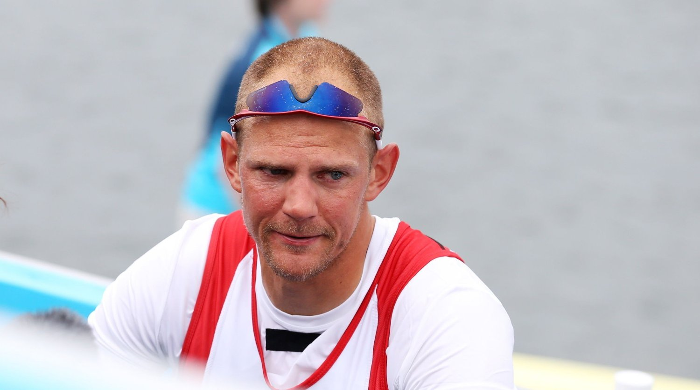 SLÅR TILBAKE?: Olaf Tufte var langt nede etter London-OL i 2012.
