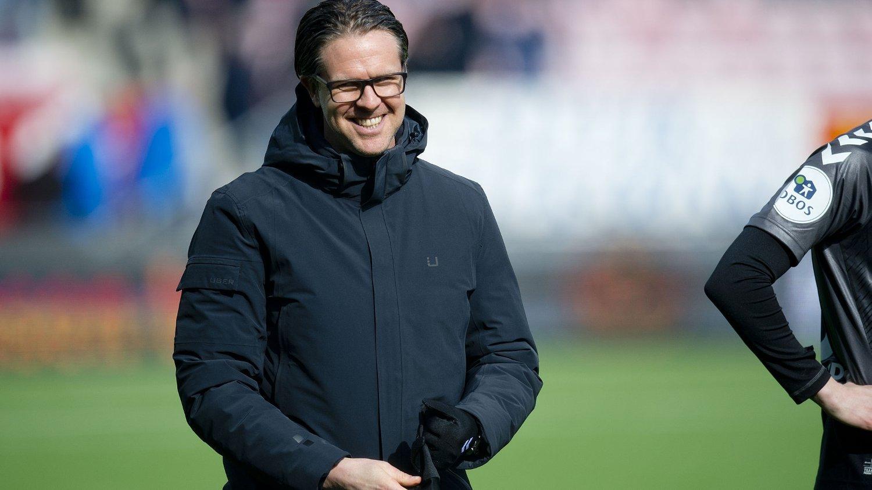 BORT? SVT melder at Rikard Norling har vært i kontakt med AIK.