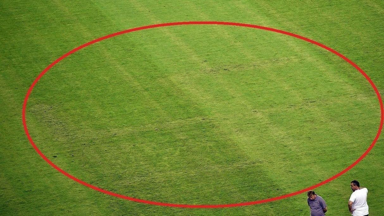 NY SKANDALE: Kroatiske fotballpøbler skjemte seg ut igjen.