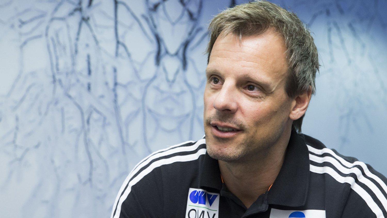 TILBAKE FRA ØSTERRIKE: Alexander Stöckl tok med seg landslaget til sitt eget hjemland.