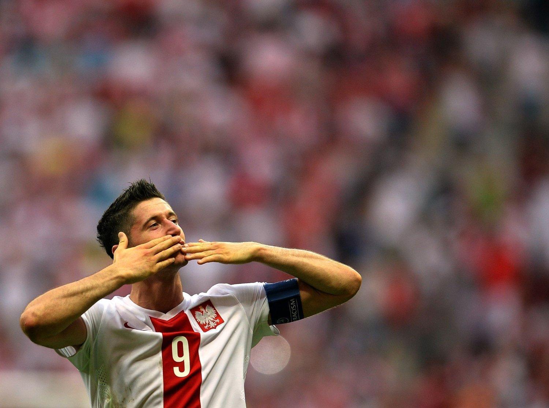 Dagens hattrick mot Georgia gjør at Robert Lewandowski står med sju mål i kvalifiseringen.