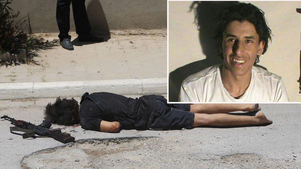 DRAPSMANN: Rezgui skal ha vært ruset da han angrep turistene på stranden. Etter drøye tre kvarter ble han skutt og drept av sikkerhetsvakter på hotellet.