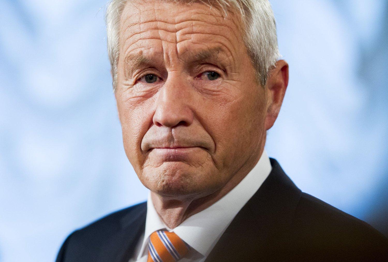 Den greske folkeavstemningen lever ikke opp til Europarådets standard, sier generalsekretær Thorbjørn Jagland til NTB.