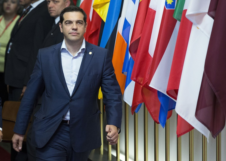 STORM: - Det virker som han er veldig i villrede, sier professor Ola Grytten om den greske statsministeren Alexis Tsipras.