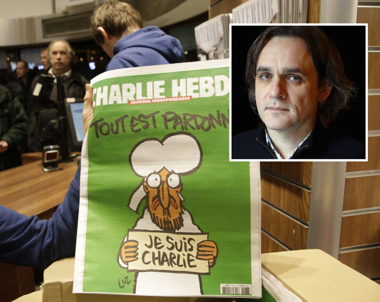 - Vi har gjort vår jobb, sier redaktør Laurent Sourisseau.