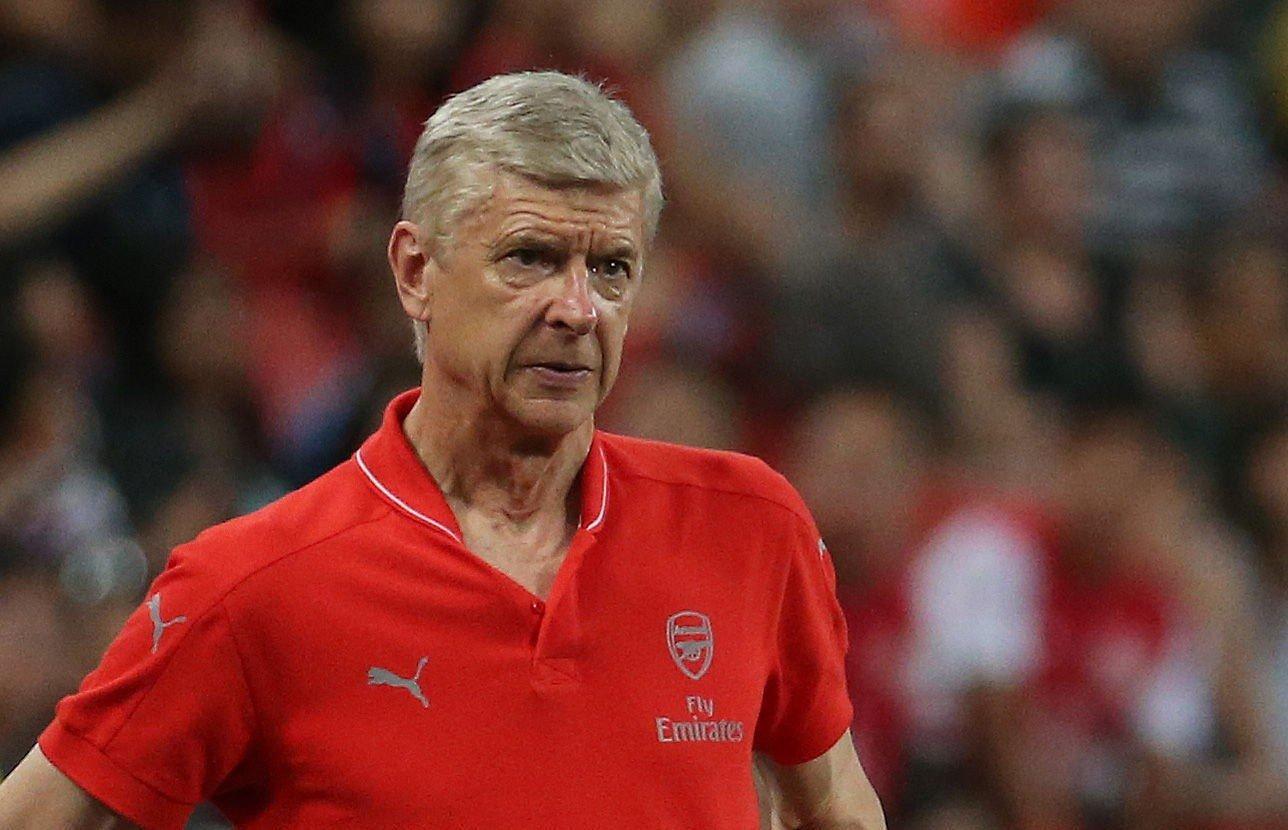 PENGER: Arsene Wenger skal ha mye å handle for.
