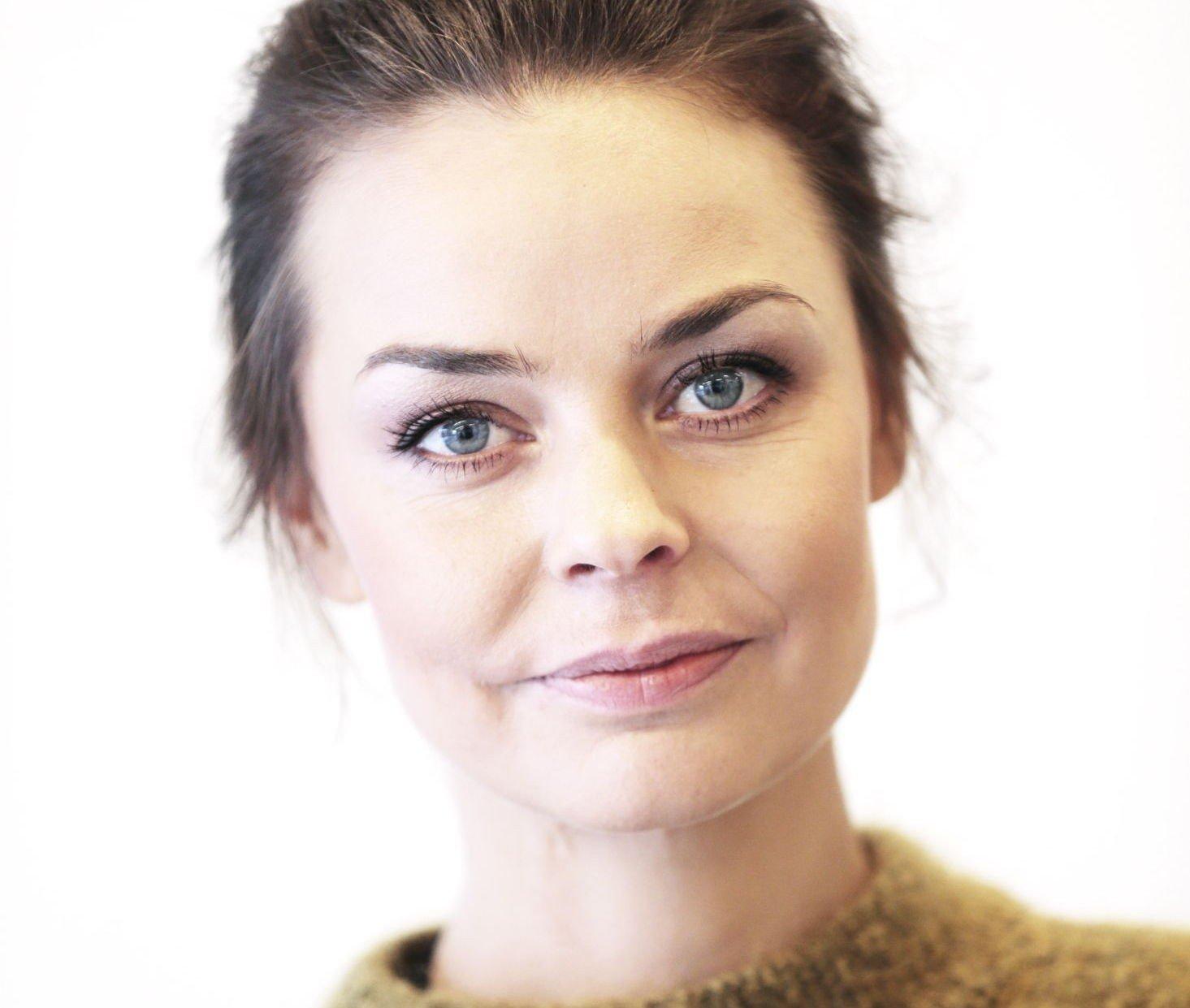 """EN AV FÅ: Agnes Kittelsen er Amanda-nominert for innsatsen i """"Staying Alive"""". Foto: Lise Åserud / NTB scanpix"""