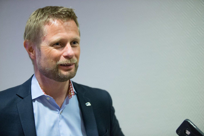 Helseminister Bent Høie Høie vakte storm da han i januar uttalte at et sykehus bør ha et befolkningsgrunnlag på 80.000 for å kunne opprettholde kirurgisk akuttberedskap.