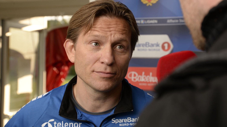 Steinar Nilsen. FOTO: NTB scanpix