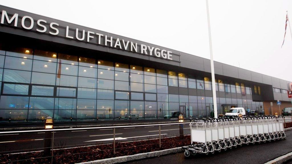 Det blir ingen streik på Moss lufthavn Rygge.
