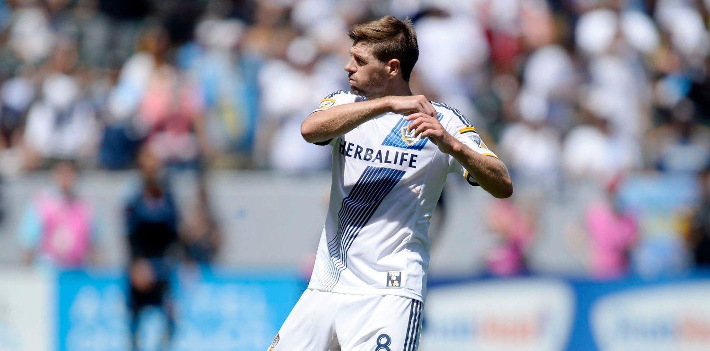 FÅR IKKE GÅ PÅ LÅN: Steven Gerrard går trolig ikke på lån i vinter.