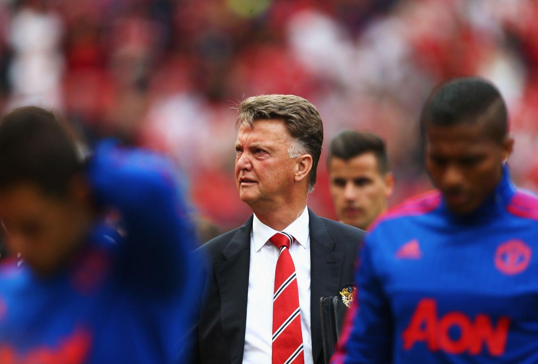 MISNØYE: The Times hevder at det murrer i Manchester United.