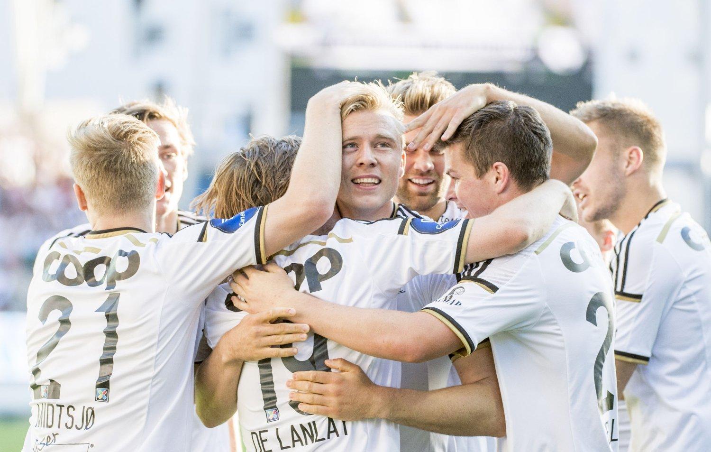 Rosenborg donerer penger til flyktningene.