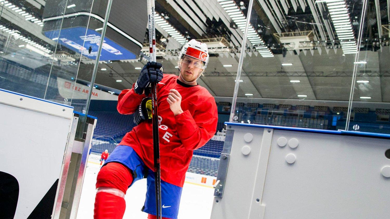 KLAR: Morten Ask skrev torsdag under på en ettårskontrakt med Vålerenga.