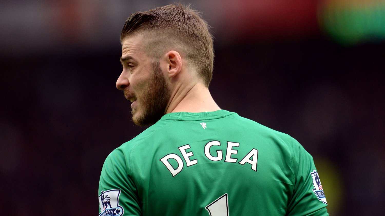NY AVTALE? Daily Mail hevder at David de Gea er nære ved å skrive under på en ny kontrakt med Manchester United.