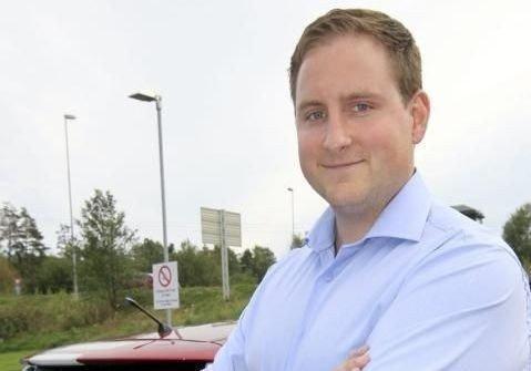 DELTE HISTORIE: Venstre-politiker Joakim Sveli hevder han ble utsatt for flere overgrep i forbindelse med en musikkaktivitet han holdt på med i barndommen. Foto: privat