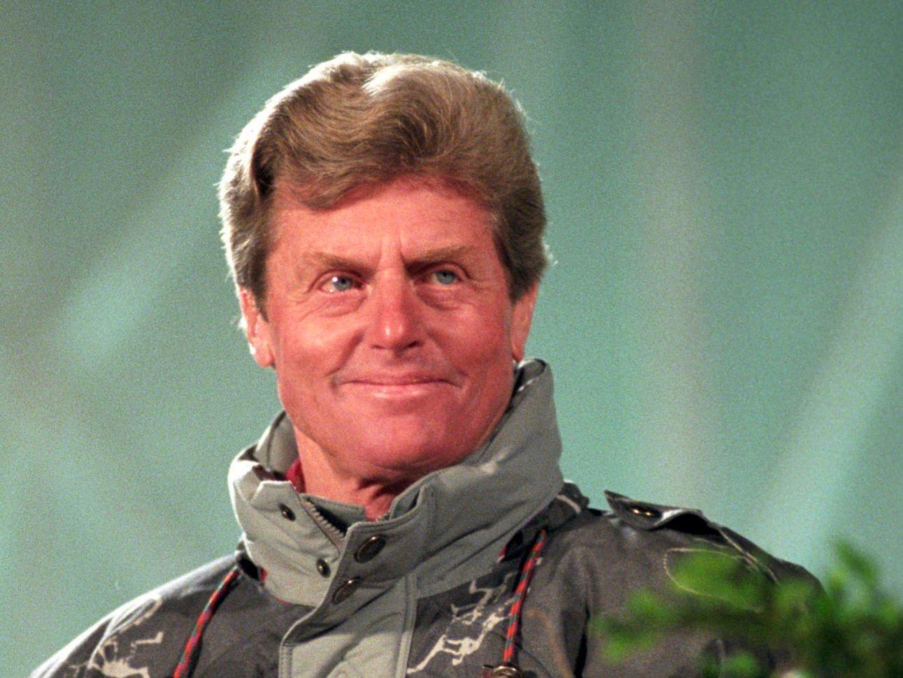 LEGENDE: Tidligere alpinist Stein Eriksen - her som gjest under vinter-OL på Lillehammer i 1994 - dro til USA etter OL-suksessen på 50-tallet og ble boende der.