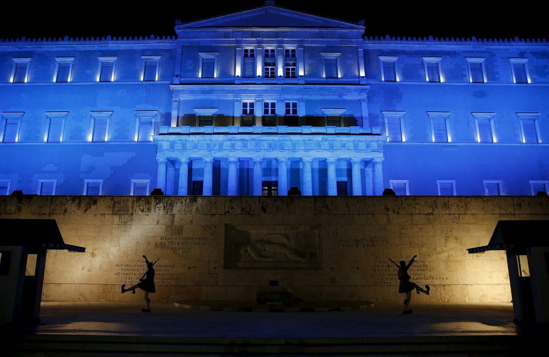 Valget av ny nasjonalforsamling i Hellas er i gang.