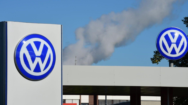I TRØBBEL: Volkswagen trikset med tallene. Nå får det konsekvenser.