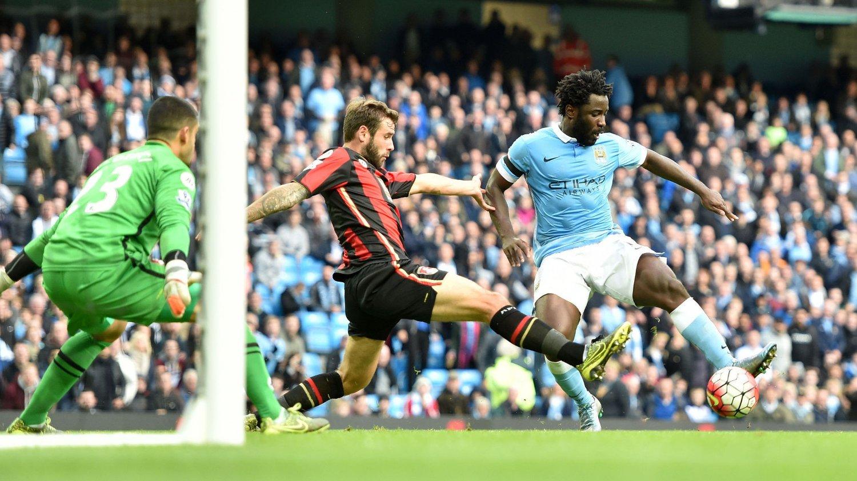 Manchester Citys Wilfried Bony bekrefter at han slet med malaria i sesongoppkjøringen.