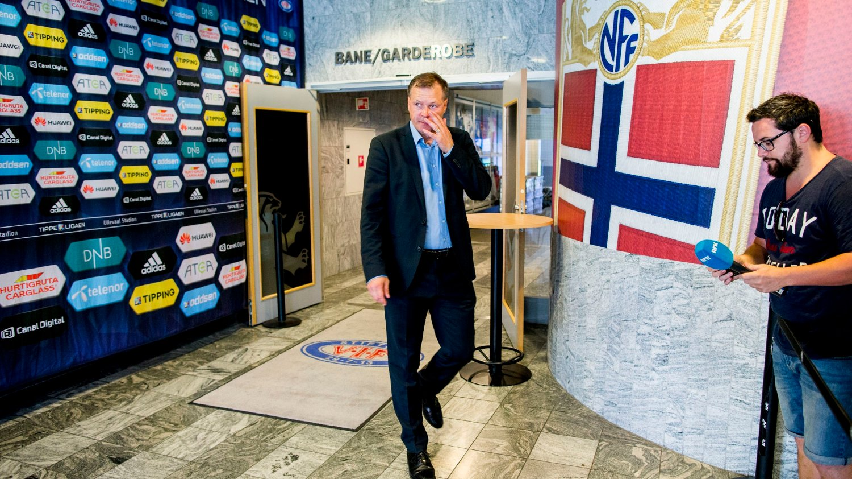 VINNER FORTJENT: Vålerenga-trener Kjetil Rekdal roser RBK, og mener resten av Norge kan dra nytte av trøndergullet.