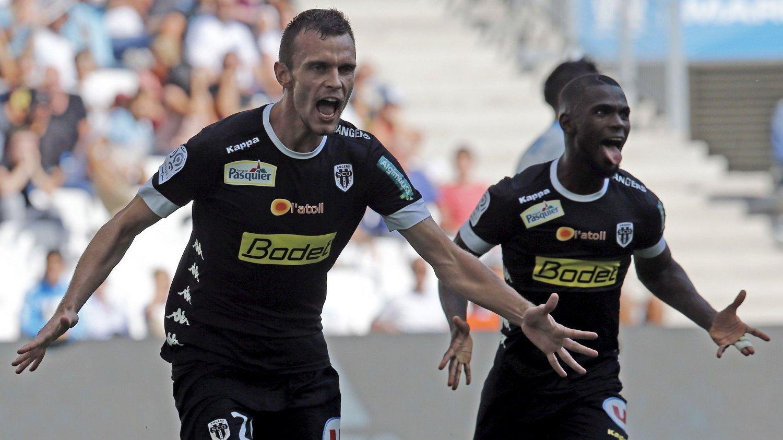 Angers sjokkerer fotball-Frankrike med resultatene sine.
