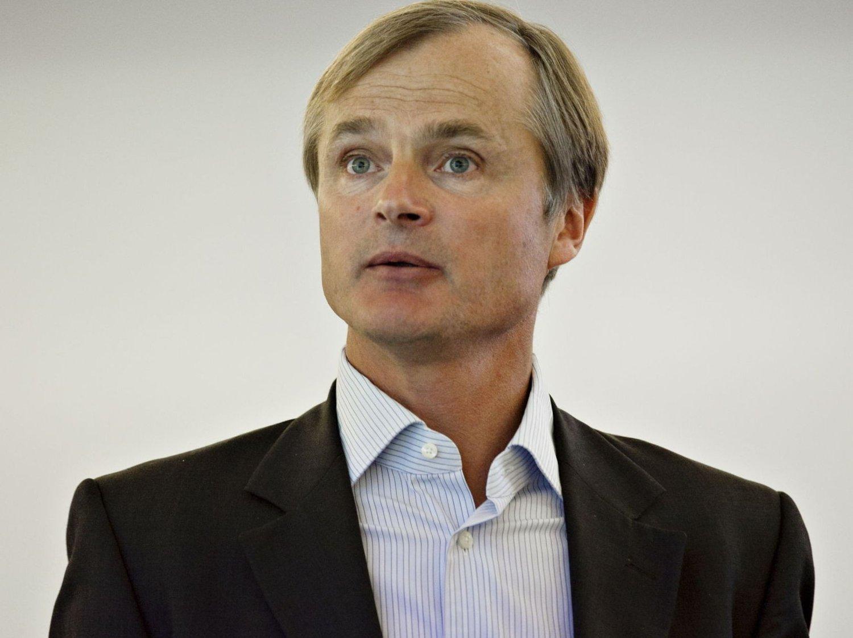 Oslo 20120216. Investor Øystein Spray Spetalen selger seg ned i Weifa. Foto: Anette Karlsen / NTB scanpix