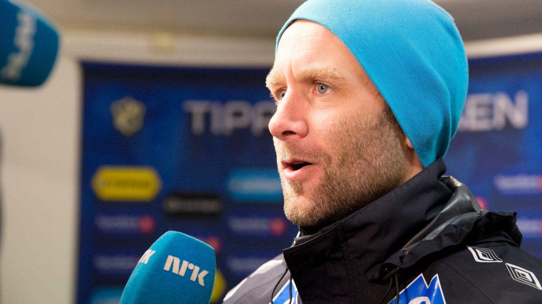 Trond Fredriksen fortsetter ifølge Sunnmørsposten som trener for Aalesund.