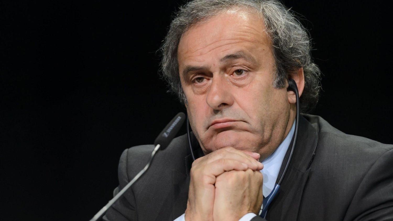 KLAR: Michel Platini er sikker på at han blir renvasket for anklagene som er rettet mot ham.