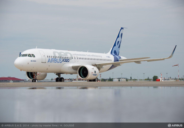 Kina bestiller 100 fly av typen A320 og 30 fly av typen A330.