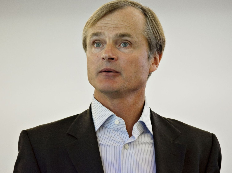 Flere av storaksjonær Øystein Stray Spetalens selskaper selger seg ned i energikonsulentselskapet Aqualis. Foto: Anette Karlsen / NTB scanpix