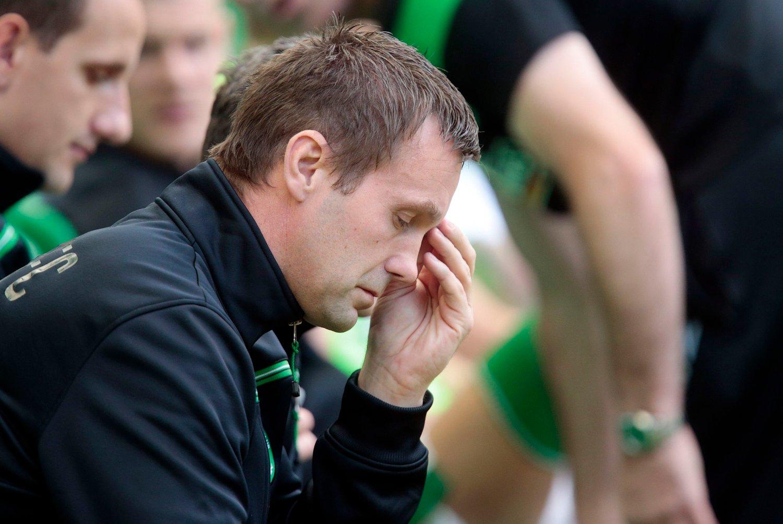 IKKE BRA: Ronny Deila kan miste kapteinen til skade.