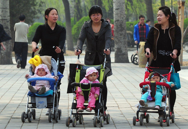 Kinas ettbarnspolitikk har vært gjeldende siden 1979.