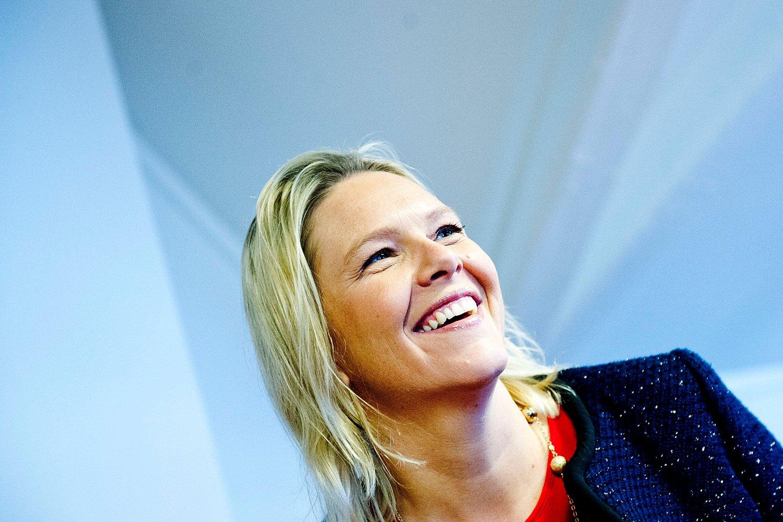 Landbruksminister Sylvi Listhaug (Frp) finner seg ikke i å bli kalt «ond» selv om hun ønsker en strengere politikk overfor innvandrere og asylsøkere.