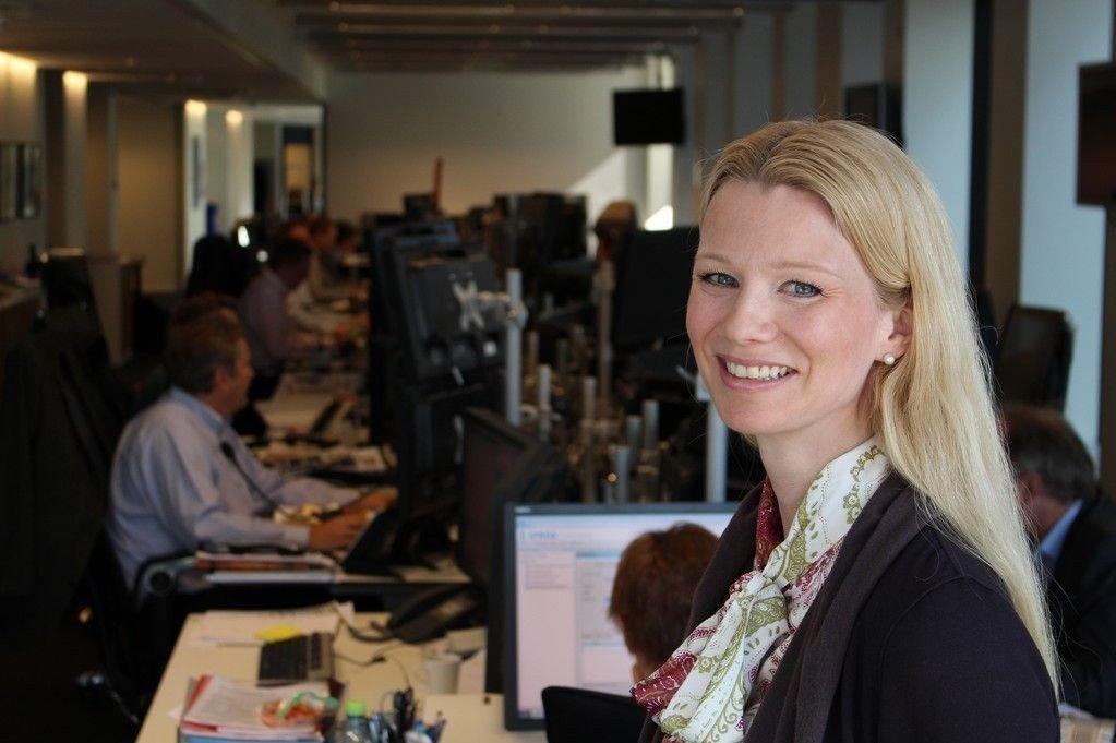 Sjeføkonom Kari Due-Andresen i Handelsbanken Capital Markets