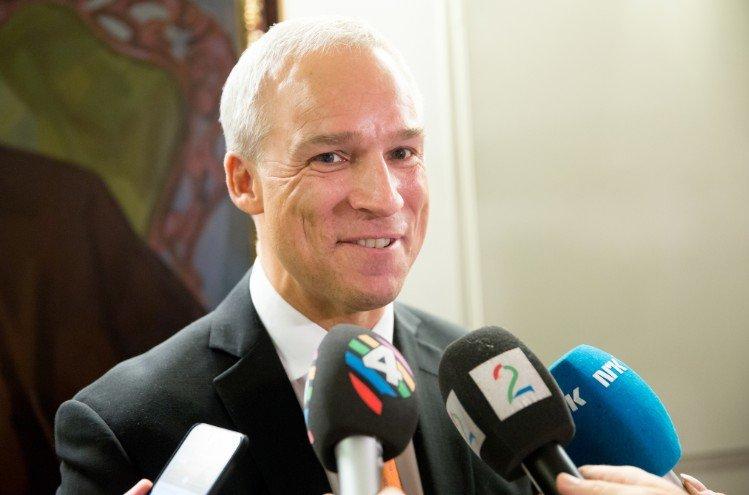 KrFs finanspolitiker Hans Olav Syversen er forsiktig optimist før forhandlingsstart.
