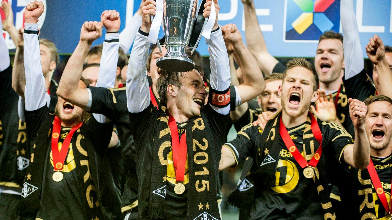 Rosenborg tok gull i Tippeligaen, men kunne blitt straffet for deler av feiringen.