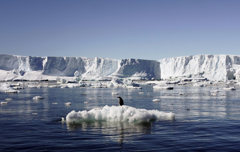 NASA mener det er en økning i nettomengden av is på Antarktis fremfor at det er en nedgang, slik FNs klimapanel hevder.