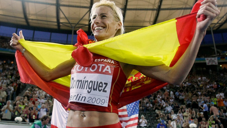 Spanske Martha Dominguez ble frikjent for doping av det spanske friidrettsforbundet. Nå er hun likevel strippet for et seks år gammelt VM-gull.