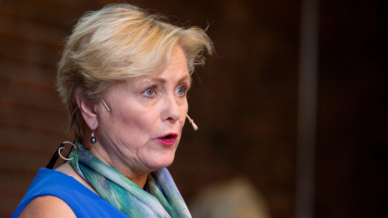 MER BETALT: Kulturminister Thorhild Widvey (H) mener Operaen kan ta mer betalt for billettene.