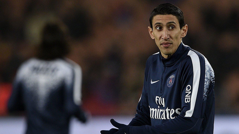 GOD: Angel Di Maria har vært en viktig brikke for Paris Saint-Germain etter overgangen fra Manchester United.