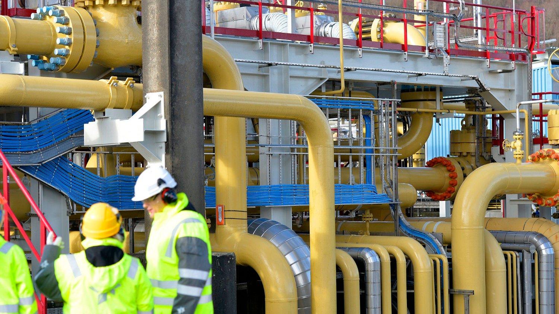 MILLIARDAVTALER: Statoil deler ut vedlikeholds- og modifikasjonsavtaler verdt milliarder, deriblant på landanlegget Kårstø.