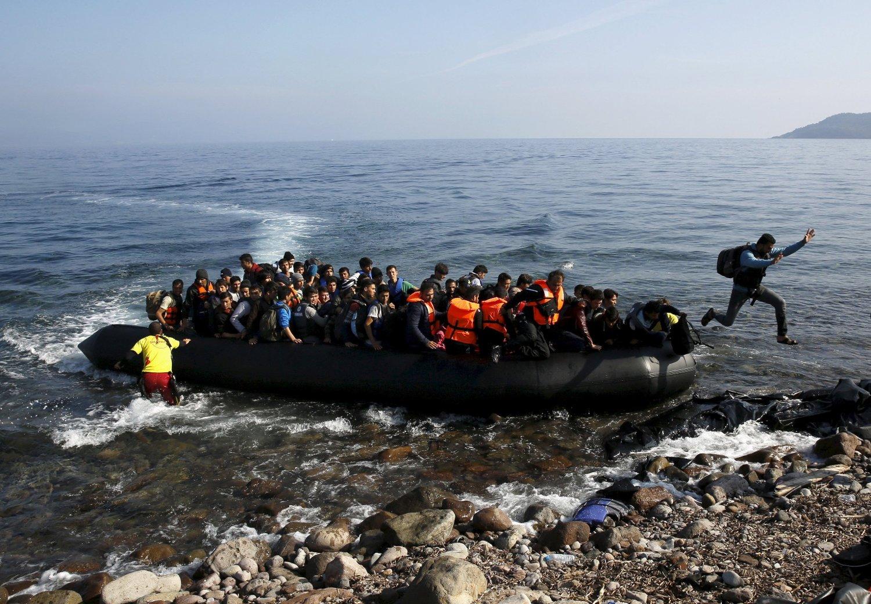 Hellas har ikke kontroll ved grensene, og nå planlegger EU-kommisjonen en egen grense- og kystvakt som skal kunne sendes til Schengens yttergrenser.