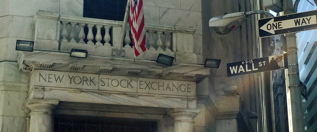OPPGANG: USA-børsene åpner rett opp tirsdag.
