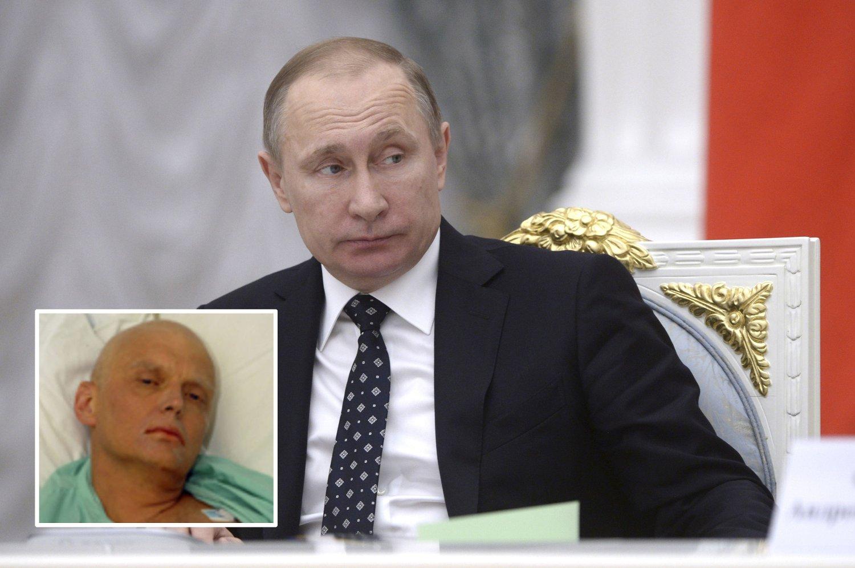 I en artikkel fra 2006 hevder den tidligere KGB-agenten Alexander Litvinenko (innfelt) at Russland-president Vladimir Putin er pedofil. Artikkelen er nå trukket frem som en mulig medvirkende faktor til forgiftningen av Litvinenko fire måneder senere.