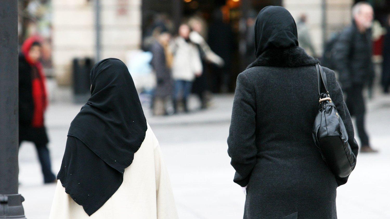 Illustrasjonsbilde: Muslimsk innvandrer til Norge.