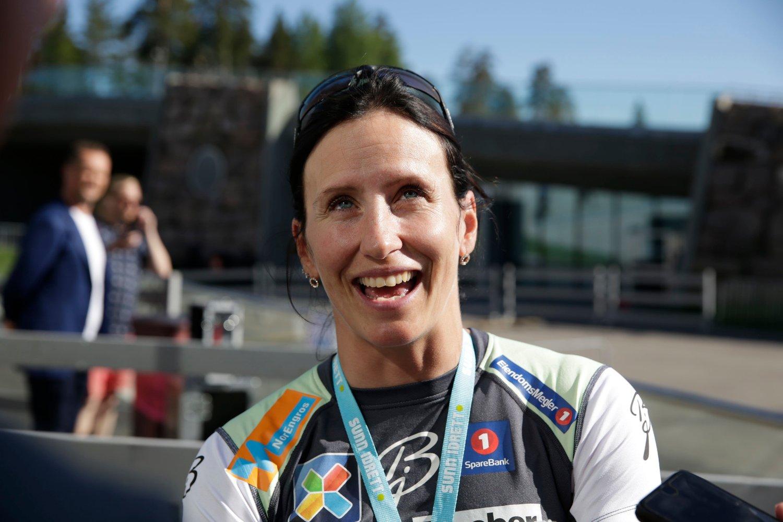 STÅR OVER SAMLING: Skiløper Marit Bjørgen.
