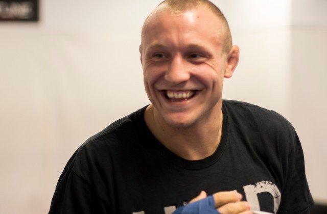 UFC-KLAR: Jack Hermansson gleder seg til UFC-debuten lørdag.